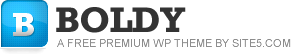 Boldy 7.x by Site5.com ported by the_g_bomb